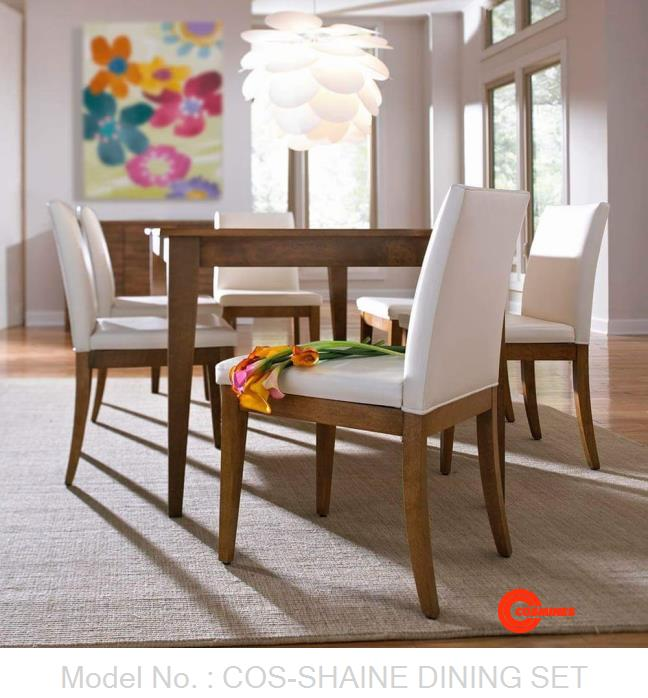 COS-SHAINE DINING SET